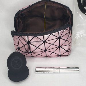 3pc ABH Set Clear Brow Gel & Beauty Blender & Bag